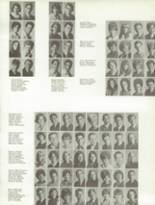 1967 Hamilton East-Steinert High School Yearbook Page 84 & 85