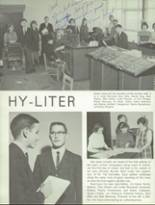 1967 Hamilton East-Steinert High School Yearbook Page 108 & 109