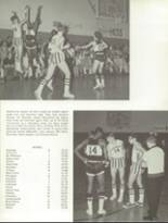 1967 Hamilton East-Steinert High School Yearbook Page 172 & 173