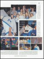 2001 Lincoln High School Yearbook Page 16 & 17