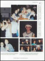 2001 Lincoln High School Yearbook Page 18 & 19
