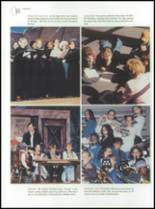 2001 Lincoln High School Yearbook Page 20 & 21