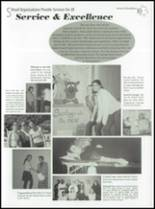 2001 Lincoln High School Yearbook Page 22 & 23