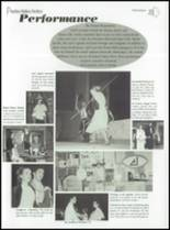 2001 Lincoln High School Yearbook Page 26 & 27