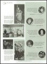 2001 Lincoln High School Yearbook Page 28 & 29