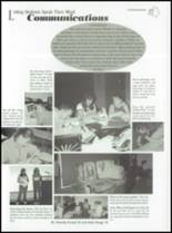 2001 Lincoln High School Yearbook Page 30 & 31