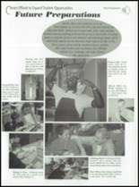 2001 Lincoln High School Yearbook Page 34 & 35