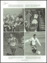2001 Lincoln High School Yearbook Page 36 & 37