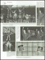 2001 Lincoln High School Yearbook Page 38 & 39