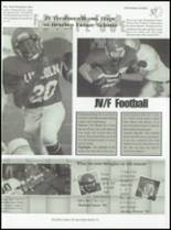 2001 Lincoln High School Yearbook Page 40 & 41
