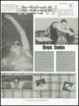 2001 Lincoln High School Yearbook Page 42 & 43
