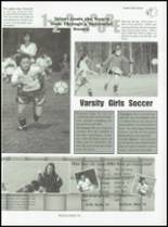 2001 Lincoln High School Yearbook Page 50 & 51