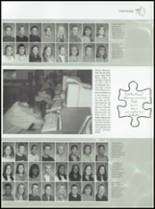 2001 Lincoln High School Yearbook Page 80 & 81