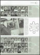 2001 Lincoln High School Yearbook Page 86 & 87