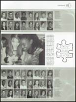 2001 Lincoln High School Yearbook Page 88 & 89