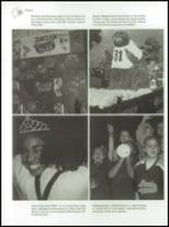 2001 Lincoln High School Yearbook Page 100 & 101