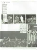 2001 Lincoln High School Yearbook Page 120 & 121