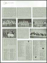 2001 Lincoln High School Yearbook Page 182 & 183