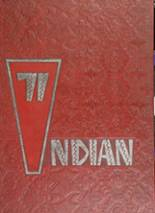 1971 Yearbook Anderson High School