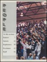 1991 Gig Harbor High School Yearbook Page 10 & 11