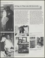 1991 Gig Harbor High School Yearbook Page 66 & 67