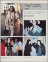 1991 Gig Harbor High School Yearbook Page 68 & 69