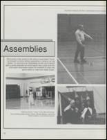 1991 Gig Harbor High School Yearbook Page 80 & 81