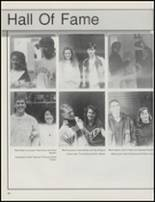 1991 Gig Harbor High School Yearbook Page 88 & 89