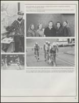 1991 Gig Harbor High School Yearbook Page 90 & 91