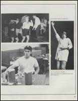 1991 Gig Harbor High School Yearbook Page 92 & 93