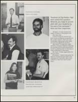 1991 Gig Harbor High School Yearbook Page 100 & 101