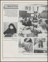 1991 Gig Harbor High School Yearbook Page 104 & 105