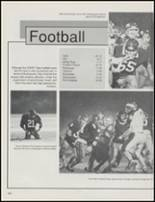 1991 Gig Harbor High School Yearbook Page 108 & 109