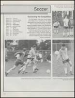 1991 Gig Harbor High School Yearbook Page 122 & 123