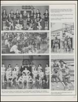 1991 Gig Harbor High School Yearbook Page 124 & 125