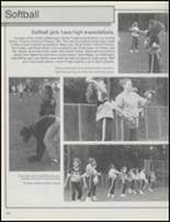 1991 Gig Harbor High School Yearbook Page 130 & 131