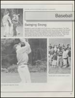 1991 Gig Harbor High School Yearbook Page 134 & 135