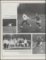 1991 Gig Harbor High School Yearbook Page 136 & 137