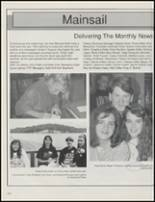 1991 Gig Harbor High School Yearbook Page 154 & 155