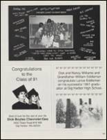 1991 Gig Harbor High School Yearbook Page 172 & 173