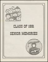 1991 Gig Harbor High School Yearbook Page 184 & 185