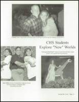 2002 Castleberry High School Yearbook Page 16 & 17