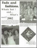 2002 Castleberry High School Yearbook Page 18 & 19
