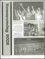 2002 Castleberry High School Yearbook Page 26 & 27