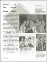2002 Castleberry High School Yearbook Page 30 & 31