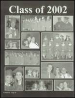 2002 Castleberry High School Yearbook Page 34 & 35