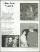 2002 Castleberry High School Yearbook Page 36 & 37