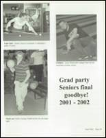 2002 Castleberry High School Yearbook Page 42 & 43