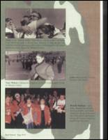2002 Castleberry High School Yearbook Page 60 & 61
