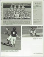 2002 Castleberry High School Yearbook Page 86 & 87